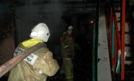 Загорание дома в Чаплыгинском районе