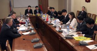 Липецкая область развивает экономическое сотрудничество с Китайской Народной Республикой