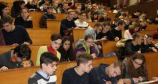 Липецкие школьники истуденты проверили свое знание истории вЛГТУ