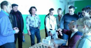 Во Льве Толстом прошло первенство по шахматам