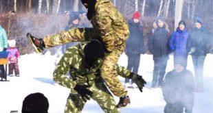 ВЛипецке открылась школа допризывной подготовки «Хочу ВСпецназ!»
