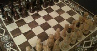 В Грязинском районе прошли два турнира по шахматам
