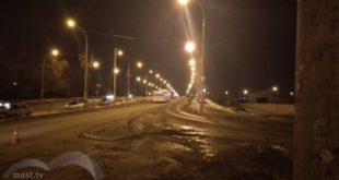 В Липецке закрывают старый Петровский мост: видеотрансляция