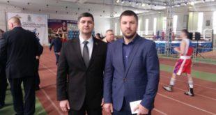 Липчан приглашают на пробежку с чемпионом мира по кикбоксингу