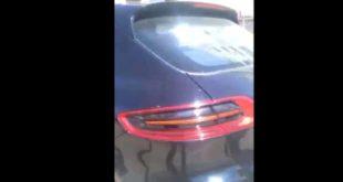 Хамская парковка водителя автомобиля премиум-класса в Липецке попала на видео