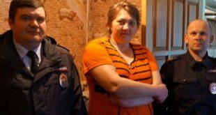 Задонские полицейские спасли тонущую женщину
