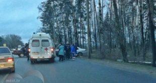 Два человека погибли в аварии на окраине Липецка