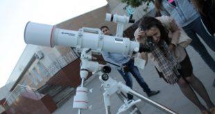 Липчан зовут смотреть назвезды втелескопы
