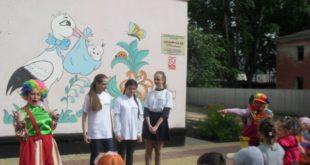 Месячник  «Вместе ради детей» проходит в Грязинском районе