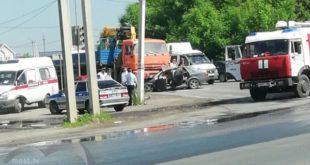 Нарушение очередности проезда стоило 29-летнему водителю «Volkswagen» жизни