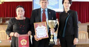Измалковский район дает рекорды ГТО