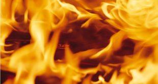 Деревообрабатывающий цех выгорел вЛипецке
