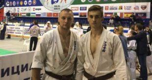 Грязинские каратисты взяли серебро на Кубке России