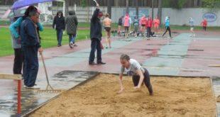 Соревнования по легкой атлетике прошли в Липецке
