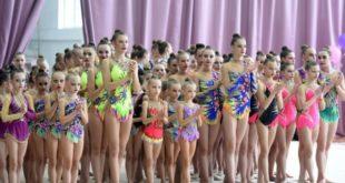 Всероссийские соревнования по художественной гимнастике прошли в регионе