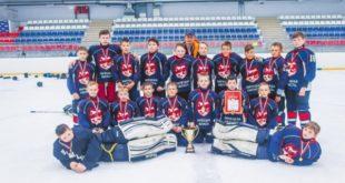 Соревнования по хоккею с шайбой прошли в Усмани