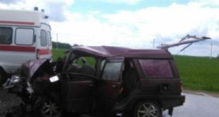 ВДТП вИзмалковском районе пострадали люди