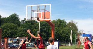 Первенство по уличному баскетболу прошло в Усманском районе