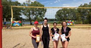 Пляжный волейбол «прирос» Грязинским районом