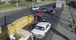 Автобус с грузовиком столкнулись в Липецке: пострадали 4 пассажира