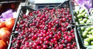 100 килограммов помидоров, черешни и кабачков попали под арест