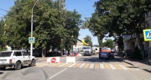 Проезд запрещен: выехать с улицы Желябова на улицу Зегеля пока невозможно