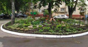 138 дворов Липецка изменились для участия в конкурсе