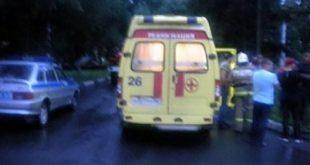 ВКурске сбили пятилетнего ребенка