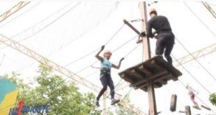 Липчане могут попробовать свои силы в экстремальной гонке «На высоте»