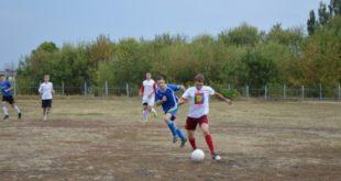 В Грязинском районе завершился чемпионат по футболу 8х8