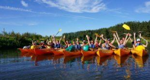 Липчан приглашают в водный поход по реке Воронеж