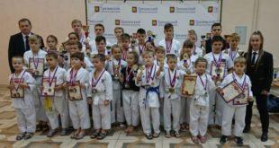 В Грязях прошли соревнования по каратэномичи