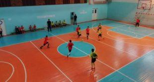 Турнир по мини-футболу прошел в Липецкой области