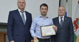 Ельчане куют медали