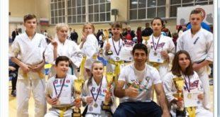 Ельчане заняли  призовые места на турнире по каратэ