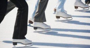 В Липецке стартовал сезон катания на коньках