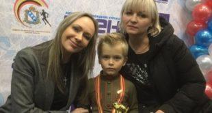 Юные липецкие фигуристы стали «золотыми» на Кубке Марии Бутырской