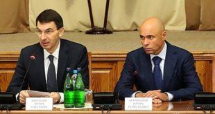 Игорь Щёголев провёл совещание в администрации Липецкой области