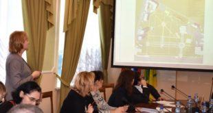 Инвесторам Быханова сада показали проект реконструкции парка