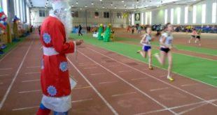 «Рождественская миля» на призы чемпионки Европы