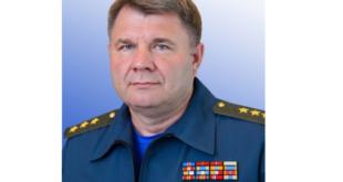 Путин уволил липецкого генерала, чья жена угодила в скандал