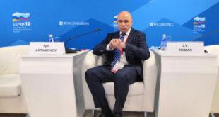Игорь Артамонов представил промышленные кластеры региона на РИФ-2019