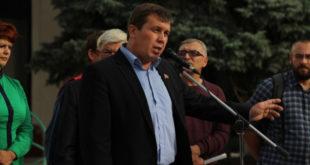 Липецкая КПРФ двигает в губернаторы Сергея Токарева