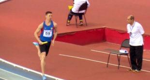 Липецкий бегун завоевал медаль чемпионата страны в составе сборной Москвы (видео)