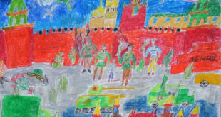 Выставка юных художников «Радуга цвета» откроется в Липецке