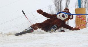 «Горячий снег» закрыл горнолыжный сезон в Липецке