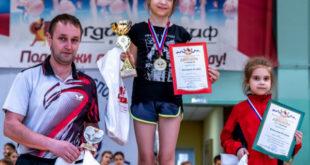 Грязинская теннисистка стала первой на турнире в Воронеже