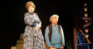 Липецкий академический театр чествует народную артистку