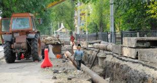 Горячую воду массово в Липецке начнут отключать 6 мая