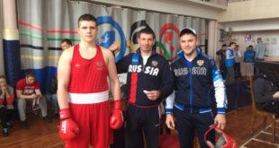 Пятнадцатилетний боксер из Липецкой области привез «серебро» из Гомеля